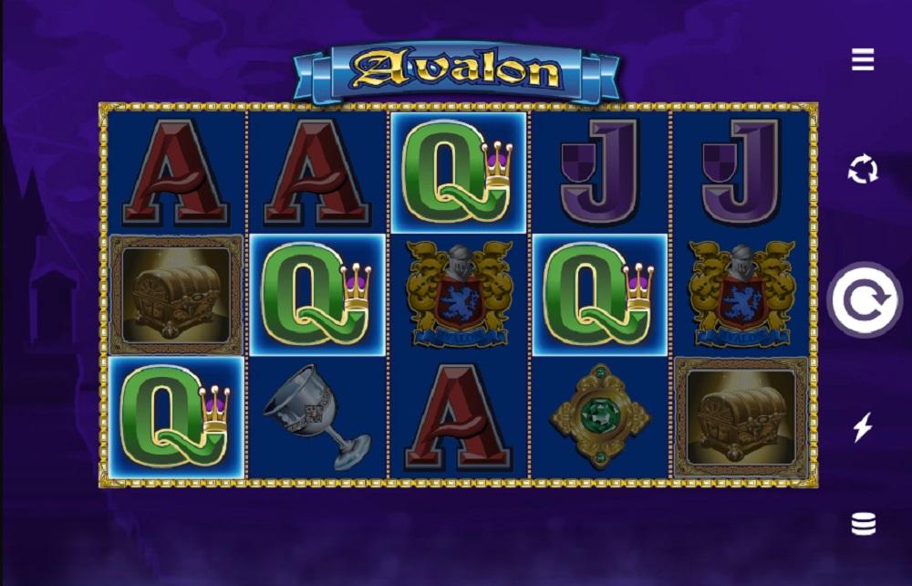 Общая информация о том, как играть в автомат Avalon 2